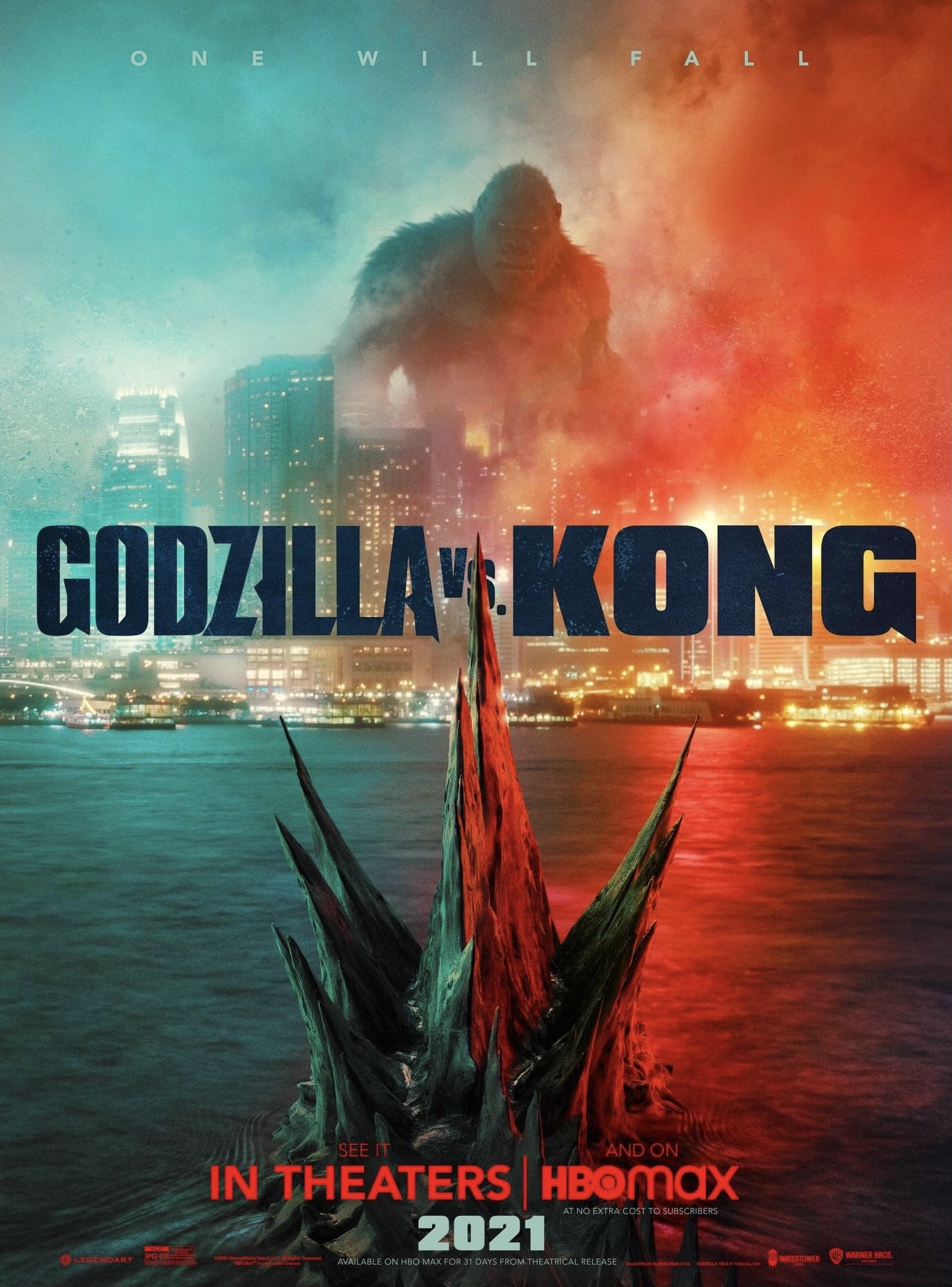 Godzilla vs Kong poster – movieMotion