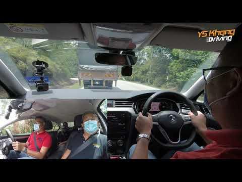 VW Passat Chill Drive Pt2 – Another Viewpoint From An Automotive Expert / YS Khong Driving